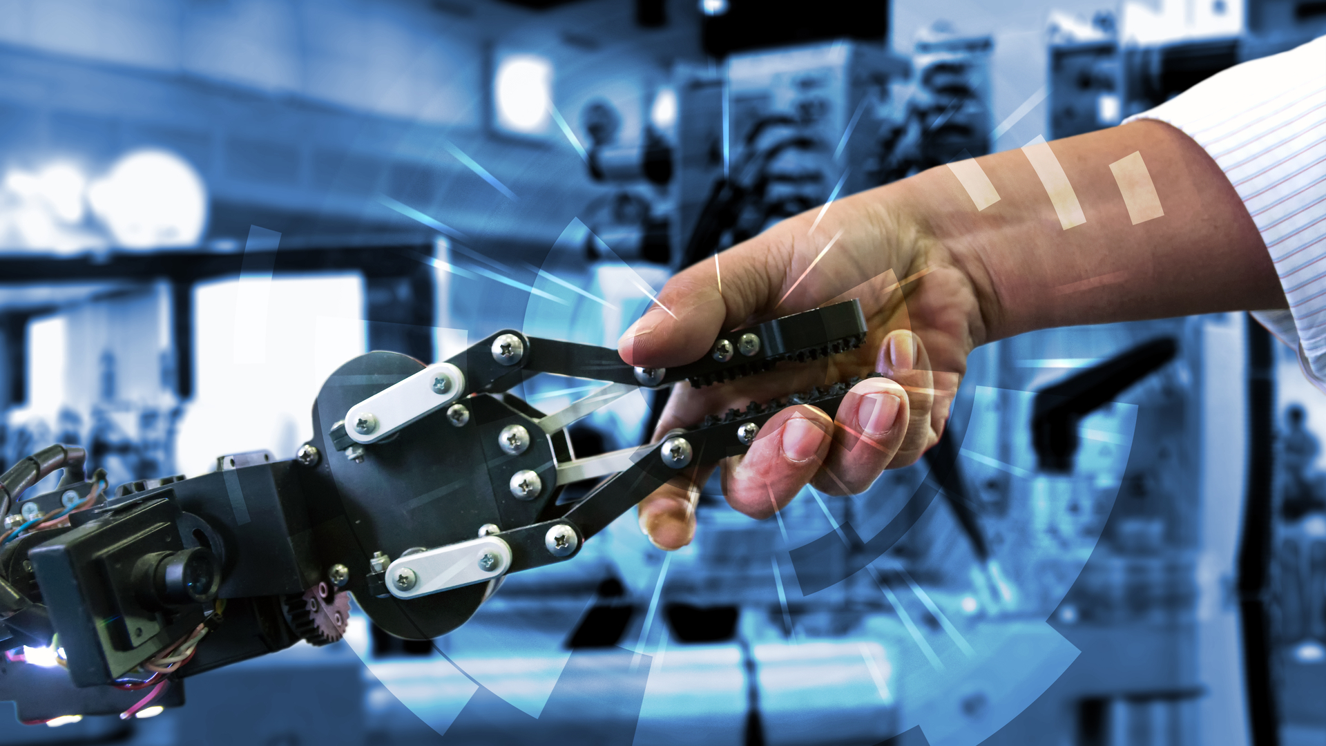 How Will Industry 4.0 Impact Technology & The Future Of Work
